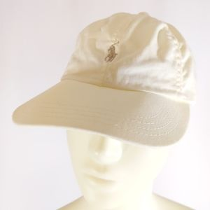 Off-white Polo hat